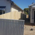 Timber fencing Williamstown