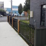 Steel Fencing Quotes
