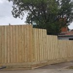 Tall Timber Fence