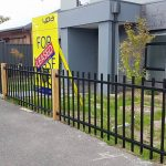 Steel Feature Fencing