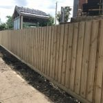 Timber Paling Fence Dallas