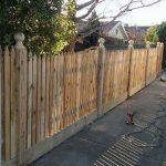 Windsor Top Picket Fence