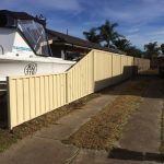 Colorbond fence Altona