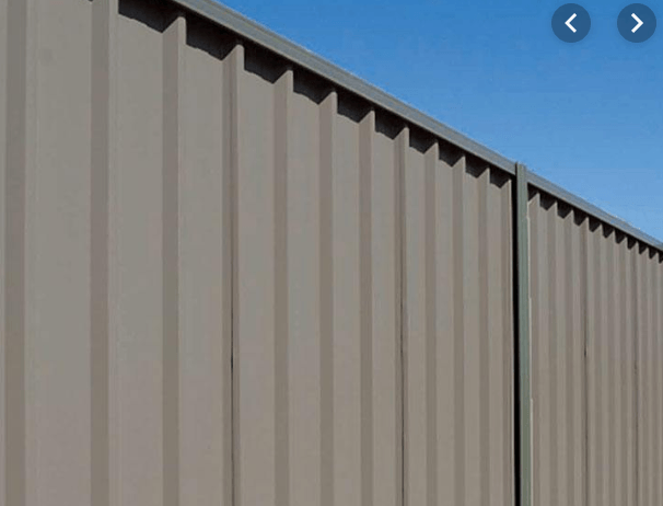 Colorbond Fencing Styles